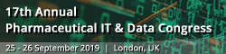 17th Annual Pharmaceutical IT & Data Congress 2019
