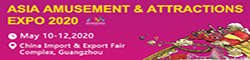 Asia Amusement & Attractions Expo (AAA 2020)
