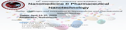 16th International Conference and Exhibition on Nanomedicine and Pharmaceutical Nanotechnology