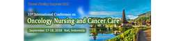 33rd International Conference on Oncology Nursing and Cancer Care 2018