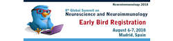 8th Global Summit on Neuroscience and Neuroimmunology 2018