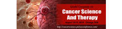 World Congress on Cancer Science and Therapy 2018
