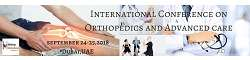 International Conference on Orthopedics and Advanced Care 2018