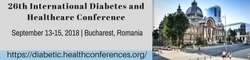 26th International Diabetes and Healthcare Conference 2018