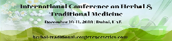International Conference on Herbal & Traditional Medicine 2018