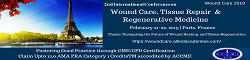 2nd International Conference on Wound Care, Tissue Repair and Regenerative Medicine 2019