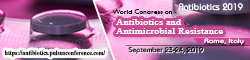 World Congress on Antibiotics and Antimicrobial Resistance 2019