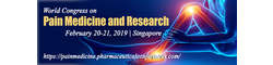 World Congress on Pain Medicine and Research 2019