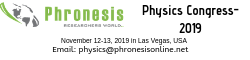 World Physics Congress 2019
