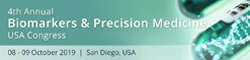 4th Annual Biomarkers and Precision Medicine USA Congress 2019