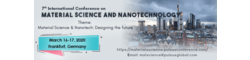 7th International Conference on Material Science and Nanotechnology