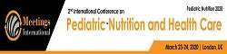 2nd International Conference on  Pediatric Nutrition and Health Care