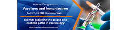 Annual Congress on Vaccines and Immunization