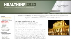 7th International Conference on Health Informatics (HEALTHINF 2014)