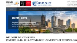 6th International Conference on Computer Modeling and Simulation (ICCMS 2015)