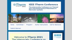 ITHERM 2016 - The 15th IEEE Intersociety Conference on Thermal and Thermomechanical Phenomena in Electronic Systems
