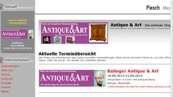 Antique & Art Nurnberg 2015