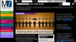 Dealing with Difficult People 2015