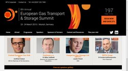 9th Annual Gas Transport & Storage Forum 2016