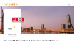 MEOS 2015 - The 19th Middle East Oil & Gas Show and Conference