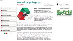 Waste & Recycling Expo Mexico 2011