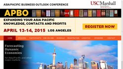 Asia Pacific Business Outlook (APBO) 2015 Conference