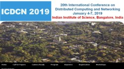 16th International Conference on Distributed Computing and Networking (ICDCN 2015)