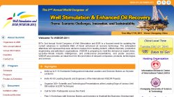 Bit`s 2nd Annual World Congress of Well Stimulation and EOR 2011