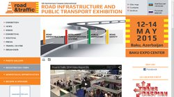6th Caspian International Road Infrastructure and Public Transport Exhibition - Road & Traffic 2016