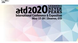 Association for Talent Development (ATD) 2017 International Conference & Exposition
