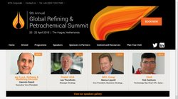 10th Annual Global Refining Summit 2016