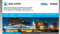 IEEE 18th International Conference on High Performance Switching and Routing (HPSR 2017)