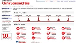 China Sourcing Fair: Gifts & Premiums Miami 2014