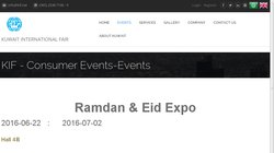 Ramadan & Eid Exhibition 2016