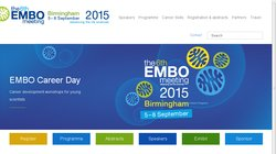 The EMBO Meeting 2015