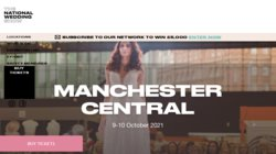 The National Wedding Show - Manchester 2016