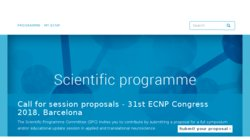 25th Congress of The European College of Neuropsychopharmacology (ECNP 2012)