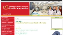 The International Conference on Health Informatics  (ICHI 2012)