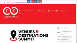 Venues & Destinations Summit 2016