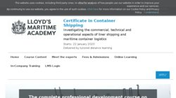 Fundamentals of Container Shipping 2016