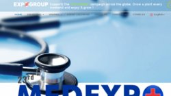 18th MEDEXPO Africa 2015 - The Medical & Healthcare Exhibition