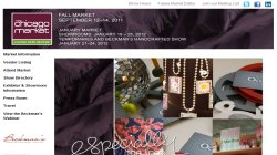 The Chicago Market: Living and Giving® - Winter showrooms 2012