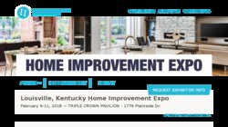 Louisville, Kentucky Home Improvement Expo 2012