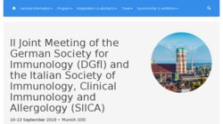 44th Annual Meeting of German Society for Immunology (DGfI) 2014
