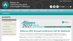 Alliance for CME 42nd Annual Conference 2017