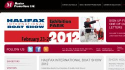 Halifax International Boat Show 2012