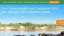 18th Commonwealth Law Conference (CLC 2013)