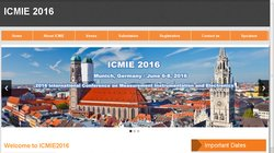 International Conference on Manufacturing and Industrial Engineering - ICMIE 2016