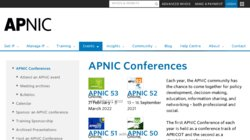 APNIC 41 Conference 2016