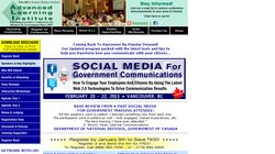 Social Media for Government Communications 2013